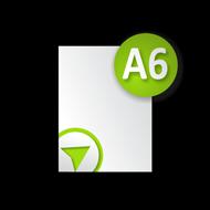 Tanie ulotki A6